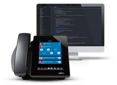 Asterisk is an open-source toolkit that can be built into a VoIP phone system through expert coding