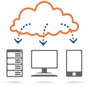 VoIP Technology allows communication across phones, computers, and tablets by using the Internet